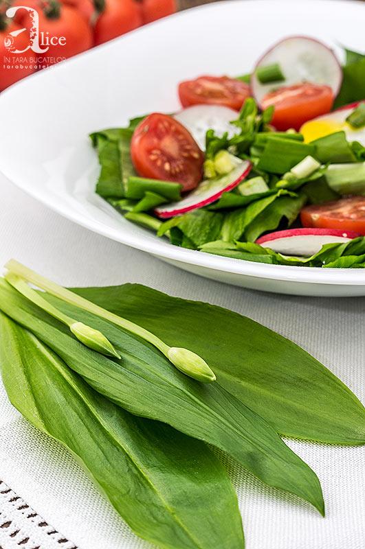 Salata de leurda
