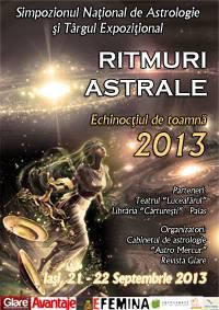 ritmuri astrale 2013
