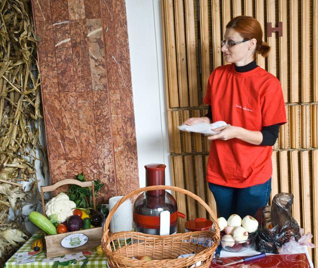 Atelier gastronomic la Ritmuri Astrale