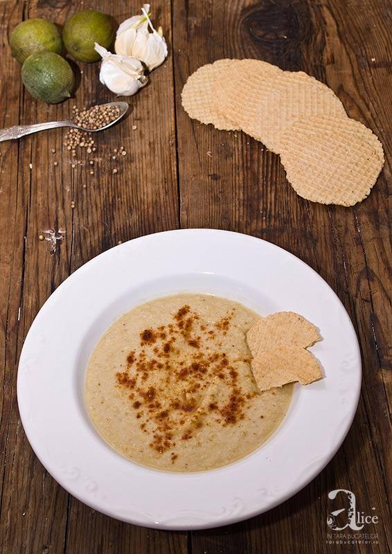Hummus de linte