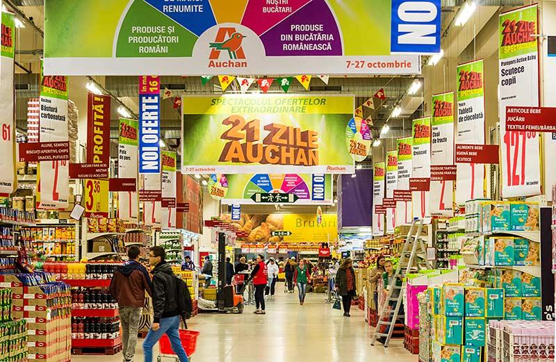 21 zile Auchan