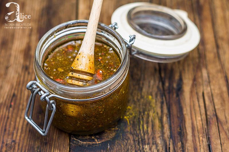 Miere cu goji si extract uleios de catina pentru imunitate