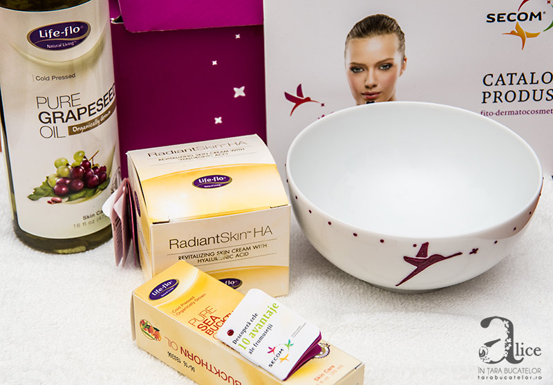 Produsele fito-dermatocosmetice Lifle-flo de la Secom