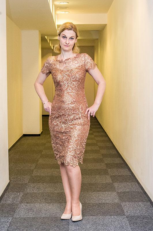 Rochie Amira Caffe de la Miss Grey