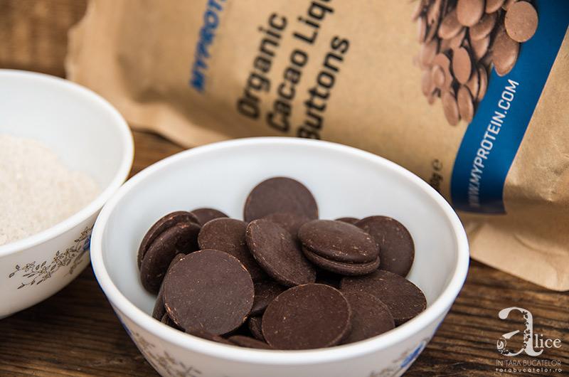 Negresa fara gluten cu unt de cacao