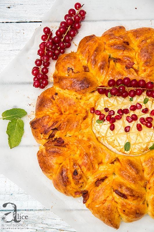 Camembert snowflake