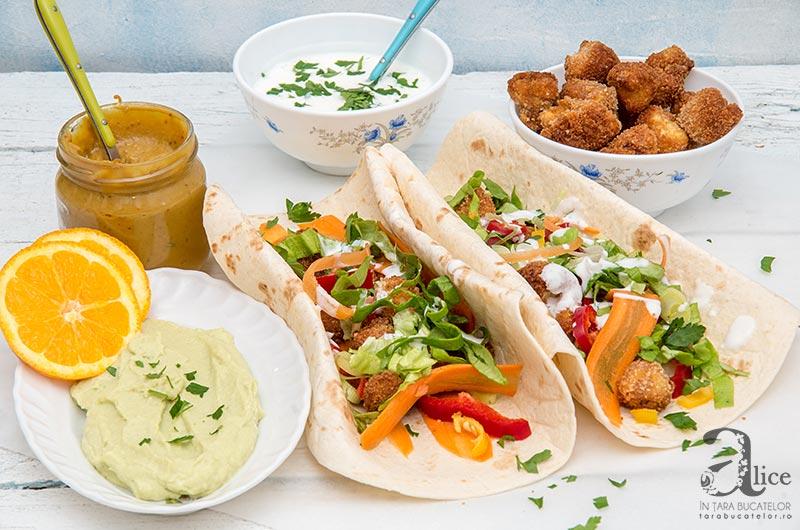Tacos cu conopida