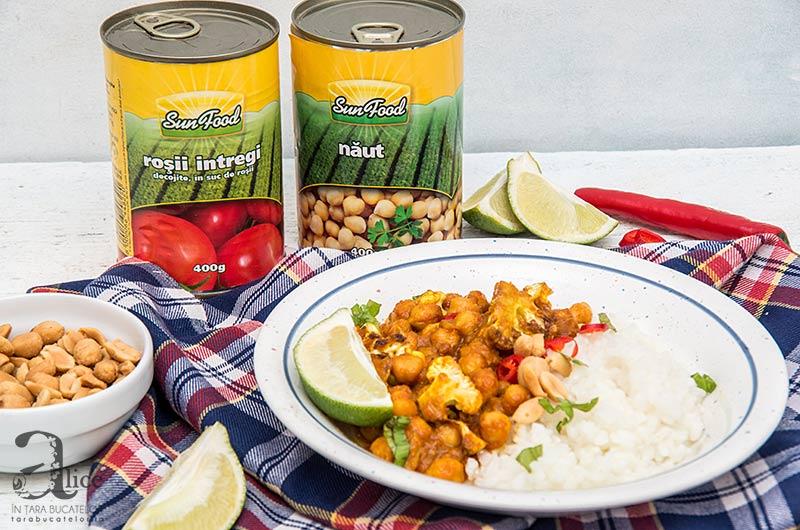 Curry de conopida si naut