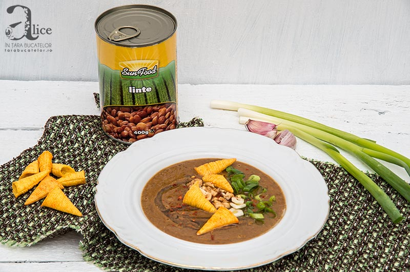 Supa turceasca de linte