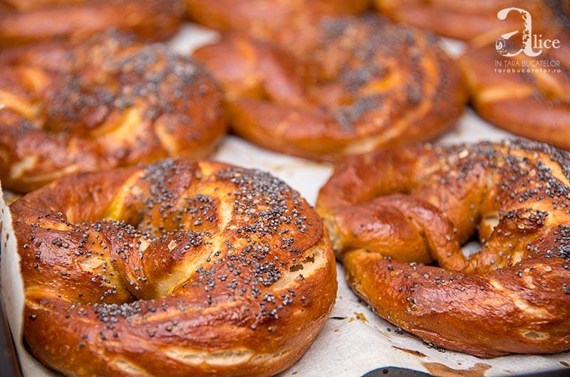 Covrigi pretzel