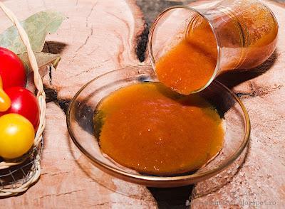 Suc de rosii (orange)