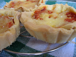 Mini tarte sarate