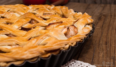 Placinta cu mere (Apple Pie)