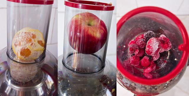 Fresh de fructe