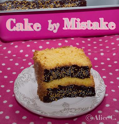 Cake by Mistake