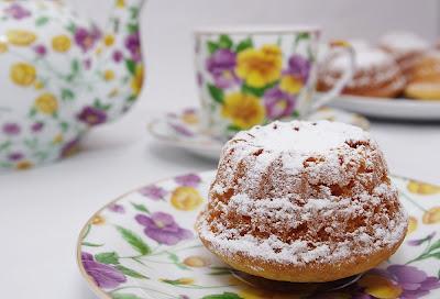 Prajiturele pentru ceai sau cafea