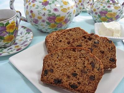 Paine cu mirodenii pentru ceai