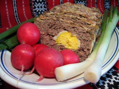 Cighir (drob) in prapur